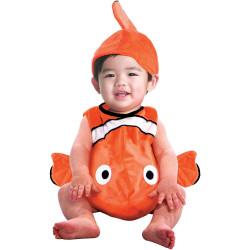 Fantasia Nemo Infantil Bebê Clássica