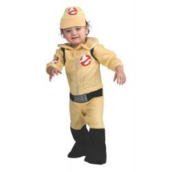 Fantasia Os Caça Fantasma Ghostbusters Infantil Bebê Luxo