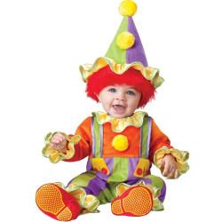 Fantasia Palhacinho Bebê