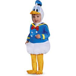 Fantasia Pato Donald Bebê Disney