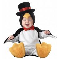 Fantasia Pinguim Bebê Parmalat