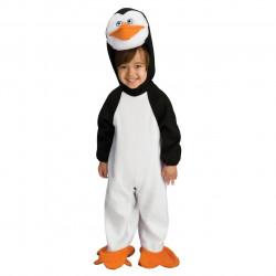 Fantasia Pinguim Madagascar Bebê Infantil