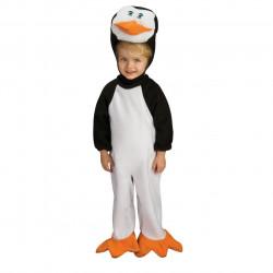 Fantasia Pinguim Madagascar Skipper Bebê Infantil