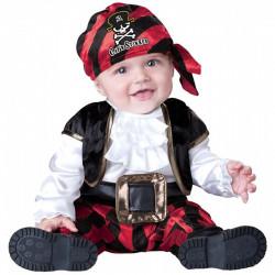 Fantasia Pirata Bebê