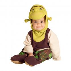 Fantasia Shrek Infantil Recém Nascido Bebê
