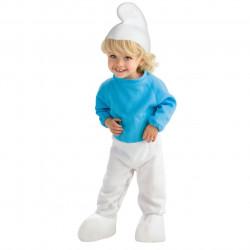 Fantasia Smurfs Infantil Bebê