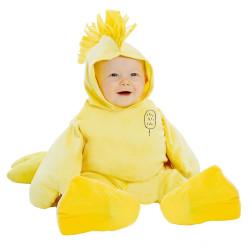 Fantasia Snoopy Woodstock Bebê Infantil