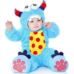 Fantasia Sullivan Sulley Universidade dos Monstros Bebê