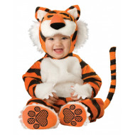 Fantasia Tigre Bebê Parmalat