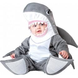 Fantasia Tubarão Bebê Parmalat