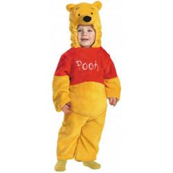 Fantasia Ursinho Pooh Luxo Infantil