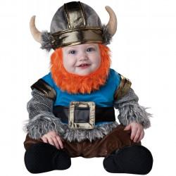 Fantasia Viking Bebê