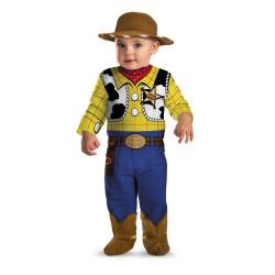 Fantasia Woody Toy Story Infantil Bebê