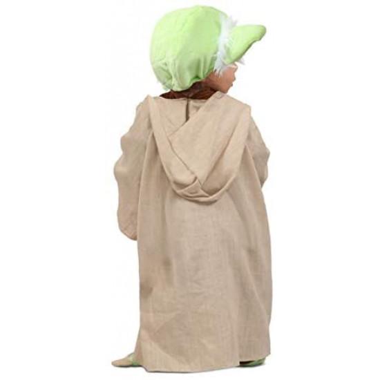 Fantasia Yoda Star Wars Bebê Luxo