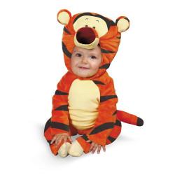 Ursinho Pooh Fantasia Infantil Tigrão