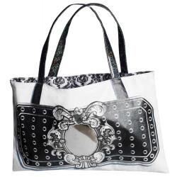 Bolsa Ever After High Mirrored Clutch Luxo