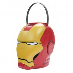 Iron Man Homem de Ferro Balde Porta doces
