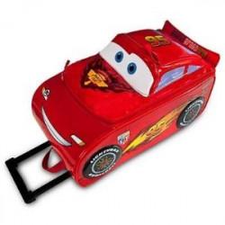 Mala do Relâmpago McQueen do Carros Disney Pixar