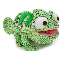 Boneco de pelúcia Camaleão Pascal Disney Rapunzel Enrolados