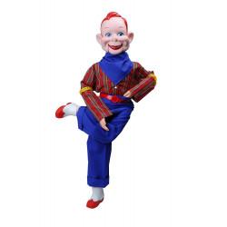 Boneco Ventriloquo Howdy Doody Dummy Luxo