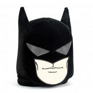Cabeça Capacete Máscara Batman Pelúcia Luxo