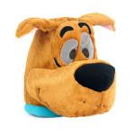 Cabeça Capacete/Máscara Scooby Doo Pelúcia Luxo