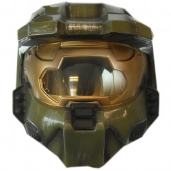 Capacete Adulto Halo 3 Luxo