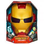 Capacete Eletrônico do Homem de Ferro Ironman Os vingadores