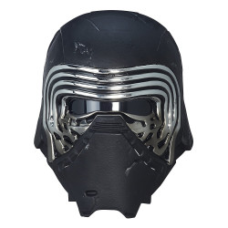 Capacete Kylo Ren Star Wars Luxo Adulto Despertar da Força Eletrônico