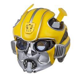 Capacete Máscara Transformers Bumblebee Elite