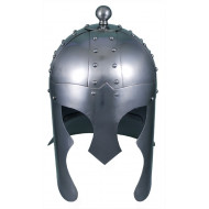 Capacete Medieval de Metal King Arthur