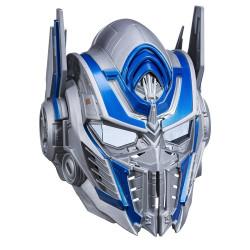 Capacete Optimus Prime Transformers com Voz