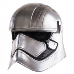 Capacete Phasma Star Wars Luxo Adulto Despertar da Força