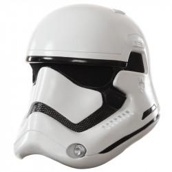Capacete Stormtrooper Star Wars Luxo Adulto Despertar da Força