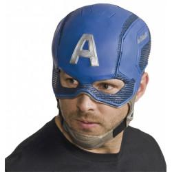Máscara Capacete Capitão América Os vingadores Adulto