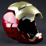 Máscara Capacete do Homem de Ferro Iron man 3 Mark 42