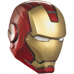 Máscara Capacete do Homem de Ferro Iron man Os Vingadores