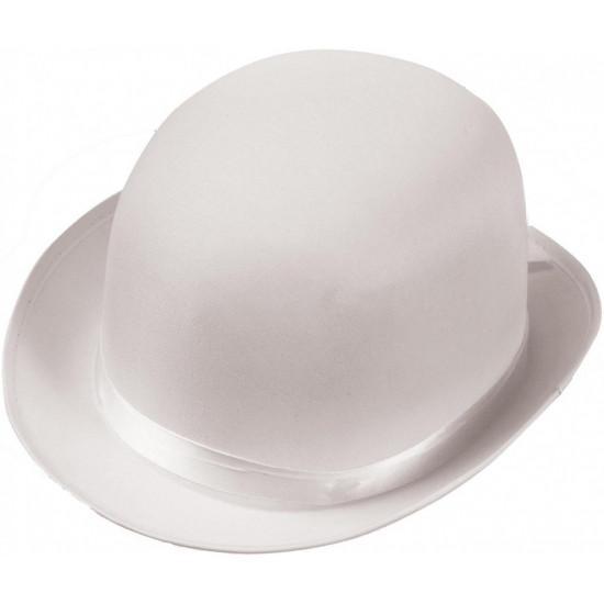 Chapéu Adulto Branco Clássico