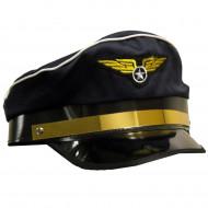 Chapéu Adulto Piloto Luxo
