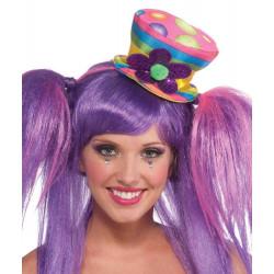Chapéu Colorido Palhaço Sexy