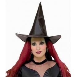 Chapéu de Bruxa Adulto Clássica