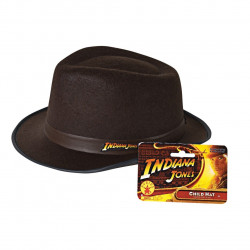 Indiana Jones Chapéu Infantil