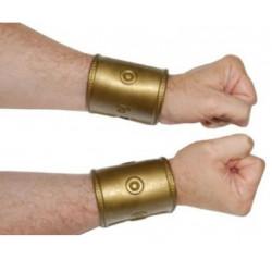 Bracelete Dourada Romana