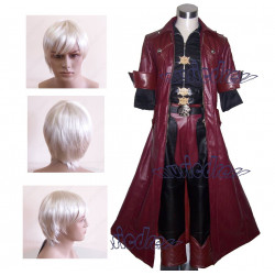 Fantasia Cosplay Prince White Devil May Cry Dante