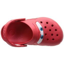 Crocs Infantil Carros Luxo com Luz