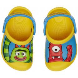 Crocs Infantil Gabba Gabba