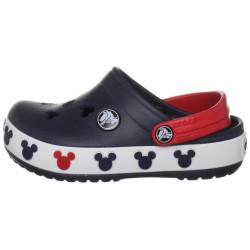 Sapato Crocs Infantil Preto Mickey Mouse Disney