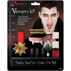 Maquiagem de Vampiro
