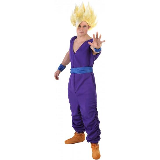 Fantasia Gohan Dragon Ball Adulto