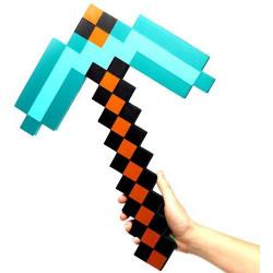 Machado de Diamantes Minecraft